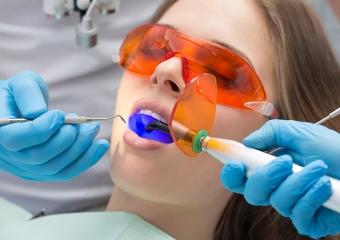 Lazer İle Diş Tedavisi